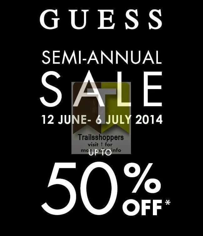Guess Malaysia Sale