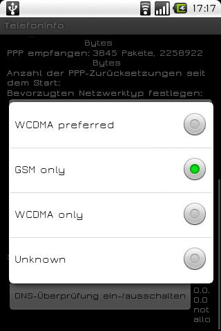 Cara Mengunci Jaringan 3G/WCDMA Only di Android