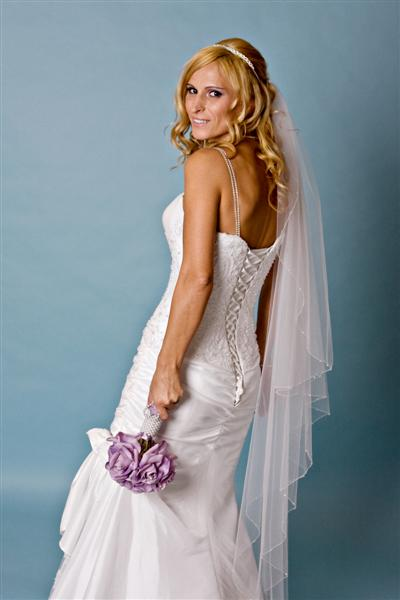 formal wedding dresses white lace wedding veils
