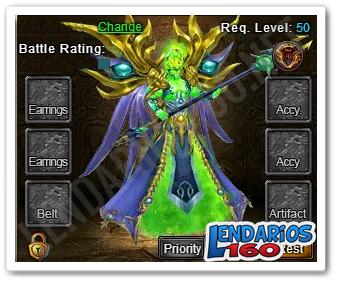 Equipamento dos Einherjars (Pets)   Legend Online