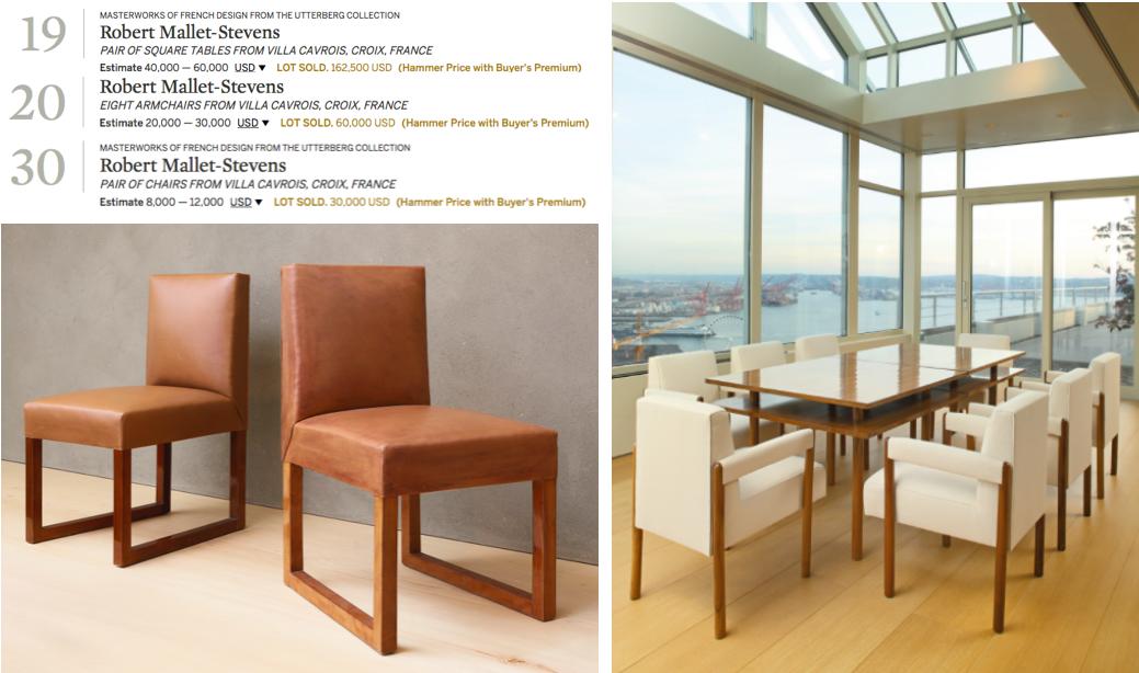 Nouveaux meubles