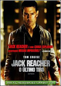 Jack Reacher - O Último Tiro Dublado Torrent (2012)