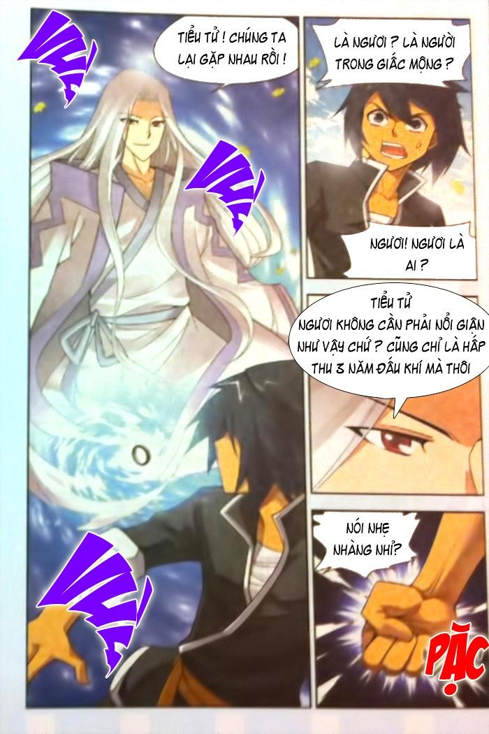 Đấu Phá Thương Khung chap 3 page 8 - IZTruyenTranh.com