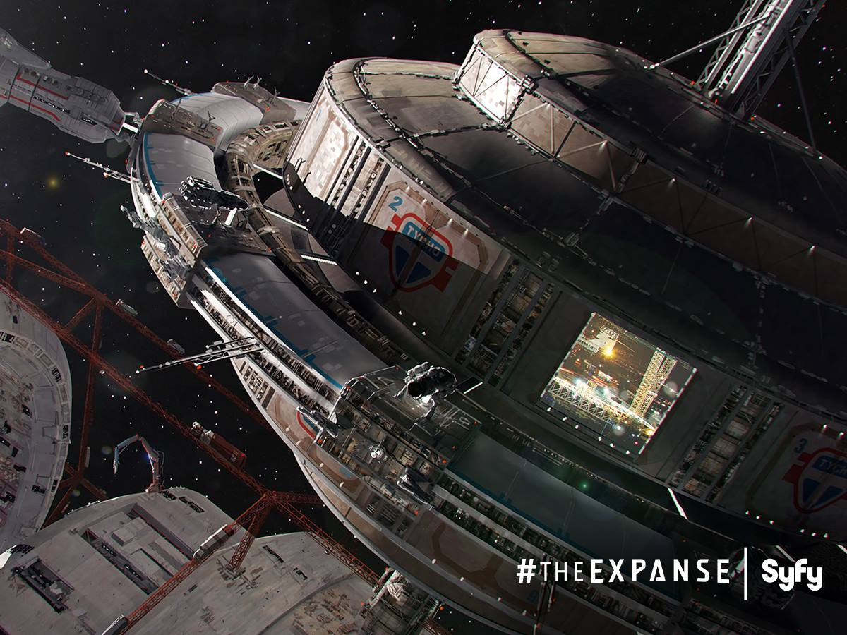 exonauts gallery feast your eyes on the spaceships of the expanse