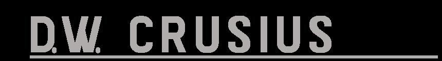 Detlev W. Crusius Blog