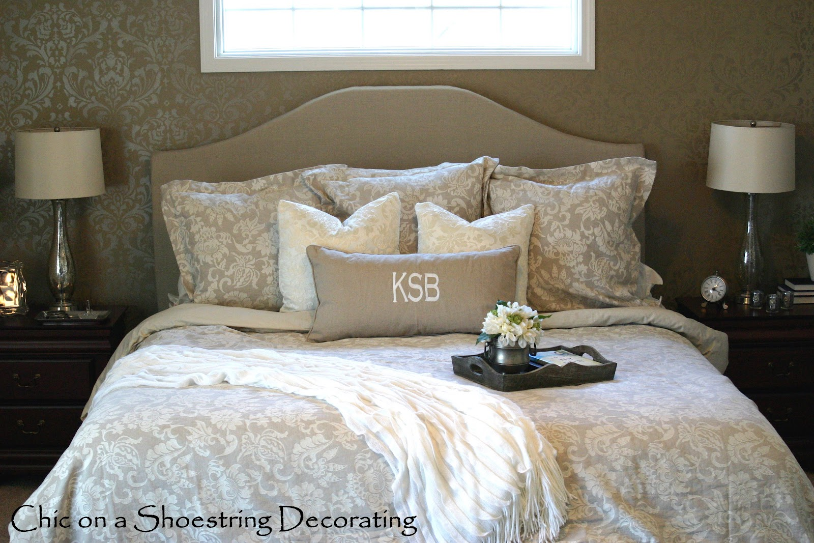 Headboard Decorating Ideas Part - 40: How To Make An Upholstered Headboard
