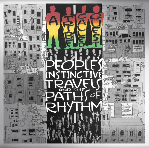 A Tribe Called Quest – Footprints (Cee-Lo Green Remix)