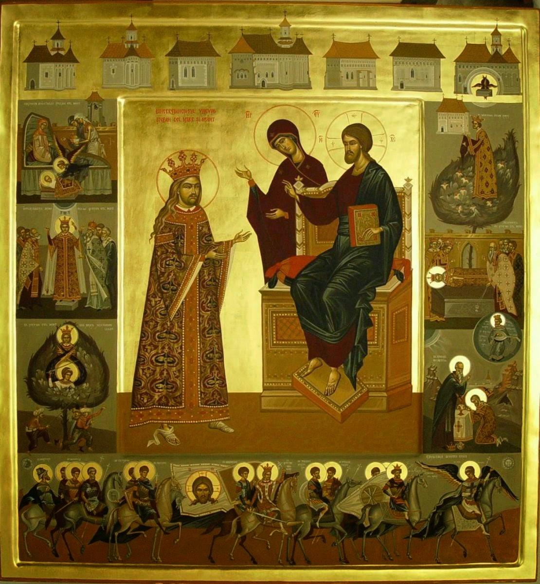 Η κάρα του Οσίου Συμεών του Θαυμαστορείτου ή Νέου Στυλίτου http://leipsanothiki.blogspot.be/