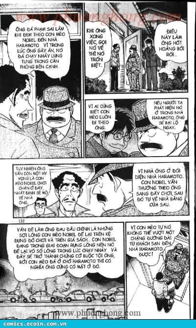 Detective Conan - Thám Tử Lừng Danh Conan chap 540 page 12 - IZTruyenTranh.com