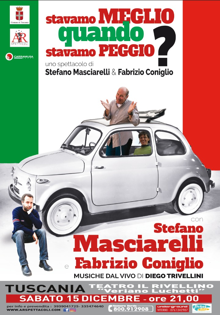 Prossimamente Tuscania