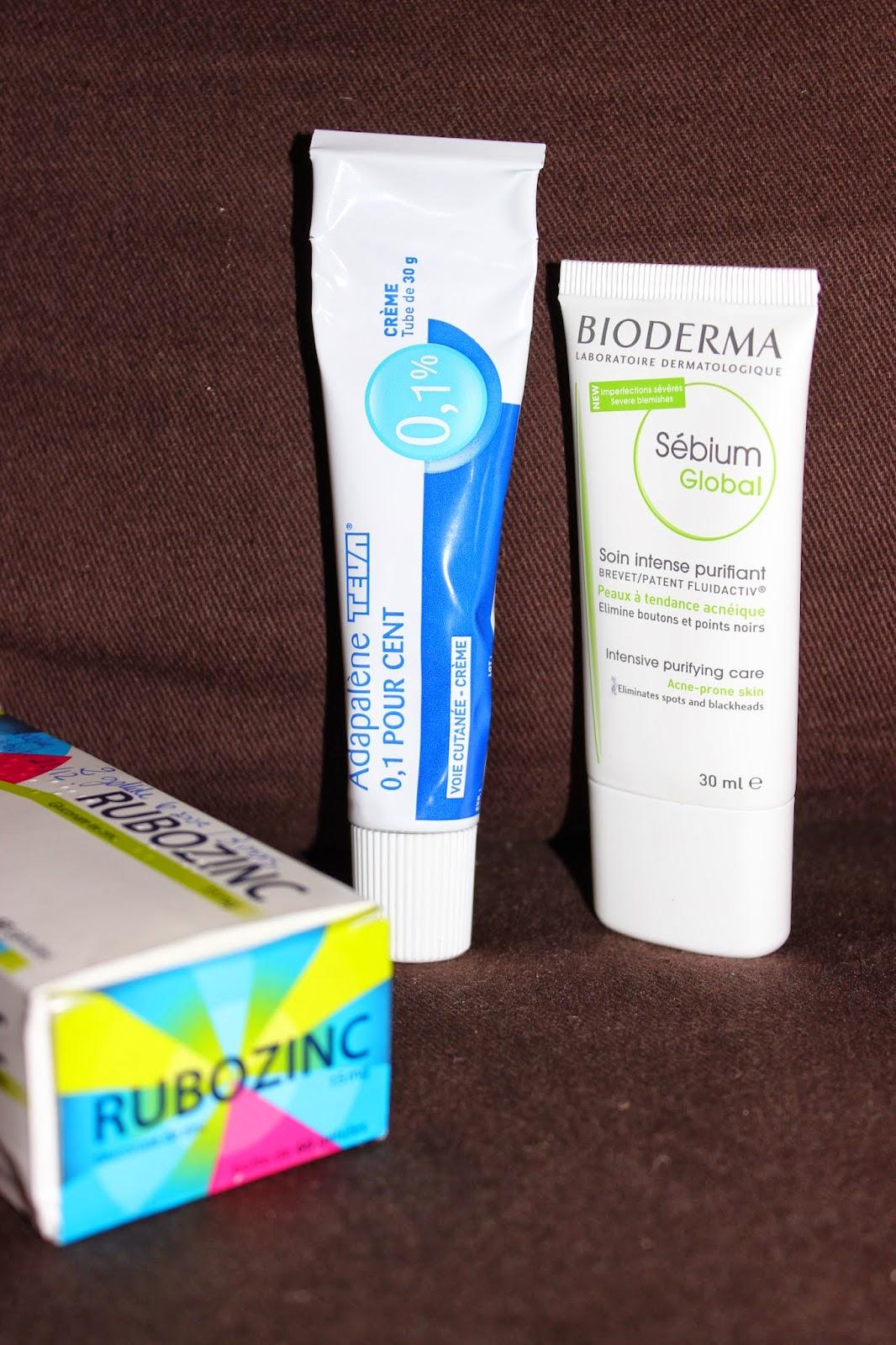 traitement anti acné à 32 ans
