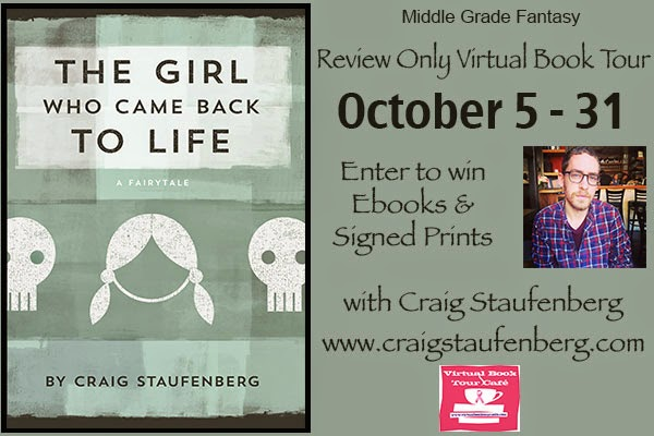 The Girl Who Came Back to Life by Craig Staufenberg – Review + Giveaway