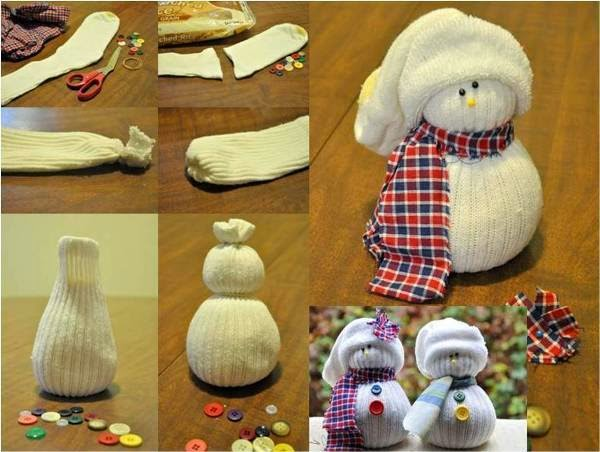 Kreativ-Fimmel:... Xmas Ornaments To Make