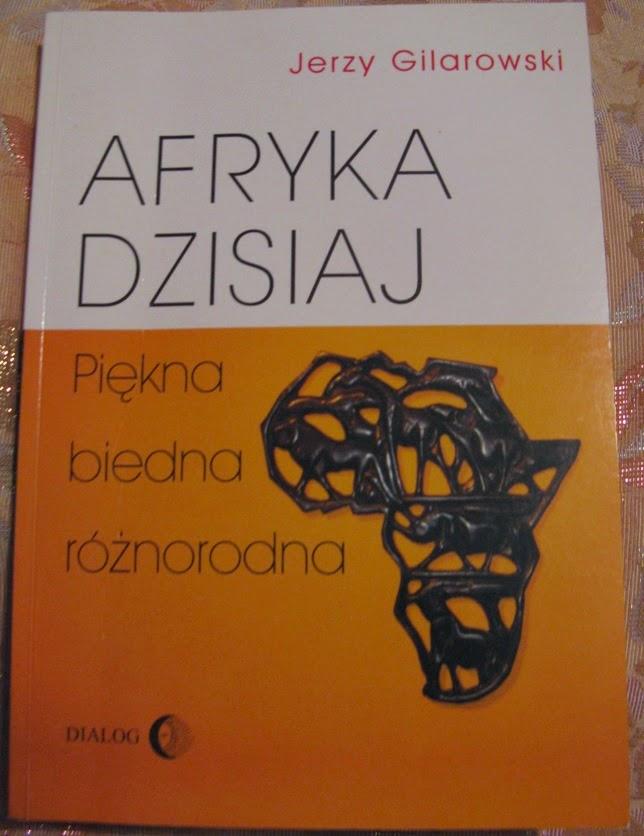 okładka książki Afryka dzisiaj