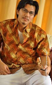 Kemeja Batik Jawa Aura (Imported)