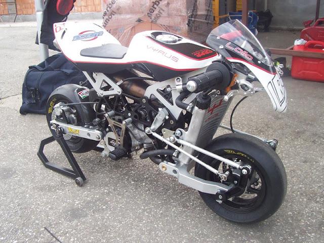 Vyrus Hub Centre Motorcycle Minivyrus Minibike Pocketbike