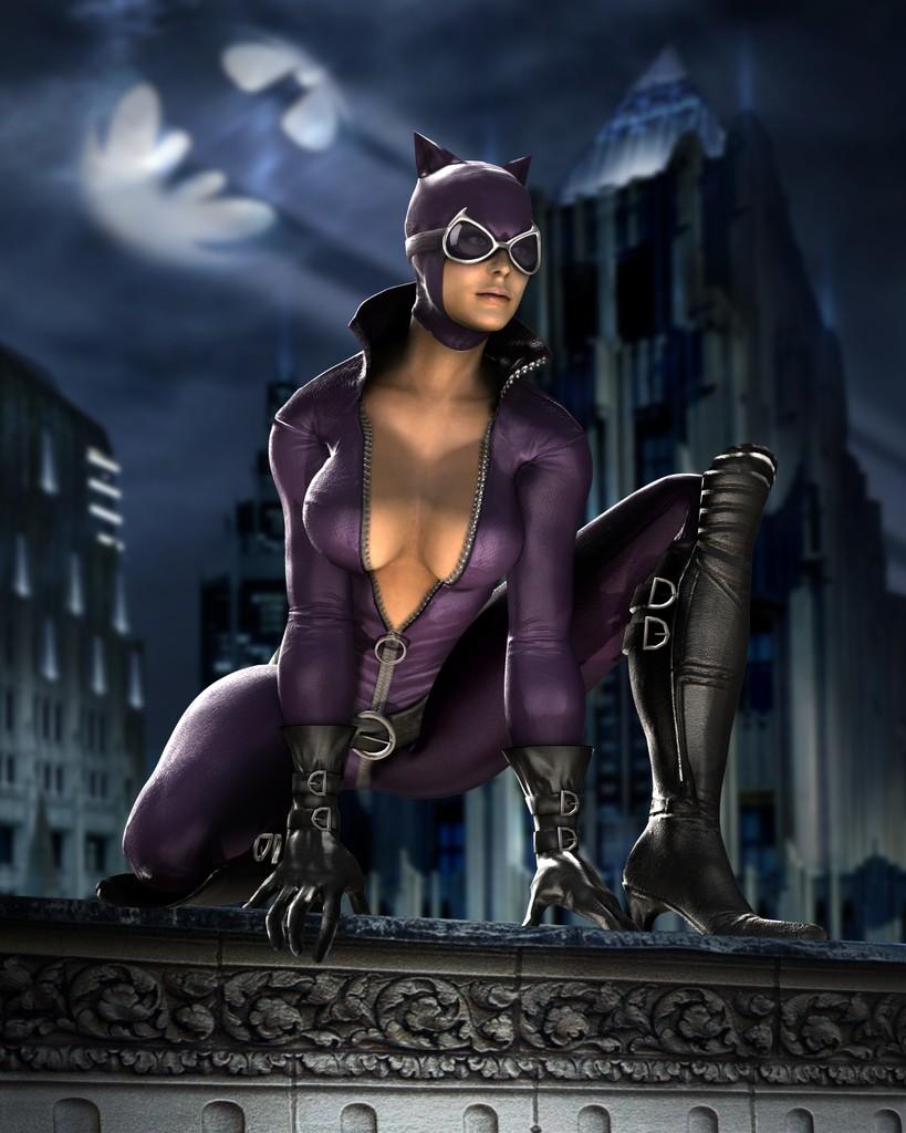 Sexy catwoman sexy pics