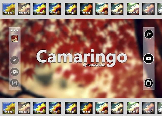 Cameringo+ Effects Camera v2.5.4 Apk Full