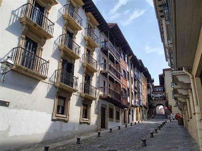 Calle de Hondarribia