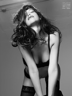 Paz de la Huerta nude sexy hot in Flaunt magazine