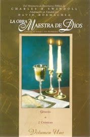 LA OBRA MAESTRA DE DIOS VOLUMEN 1 - CHARLES R. SWINDOLL