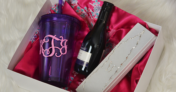 A Bridesmaid Gift Box Your Ladies Will Love