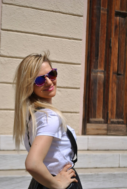 mariafelicia magno colorblock by felym mariafelicia magno fashion blogger fashion blog italiani blog di moda blogger italiane di moda blog di moda italiani fashion bloggers italy milano fashion bloggers blonde hair blonde girl
