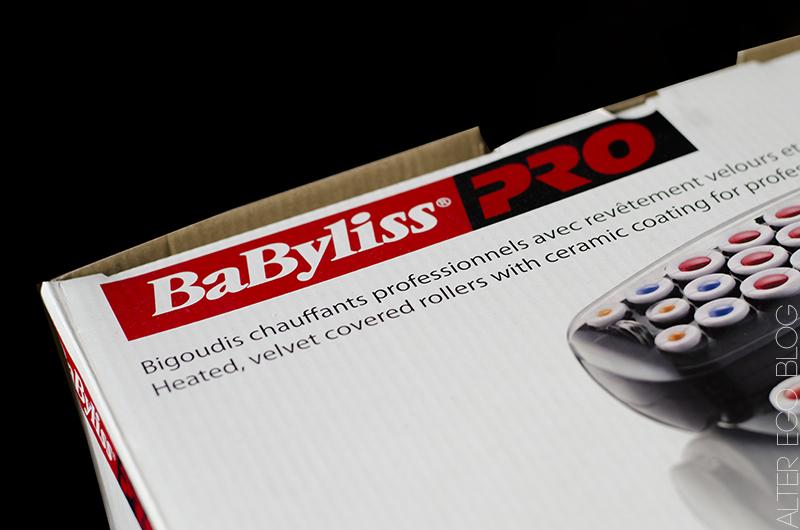 Termoloki na długich włosach | BaByliss PRO, termoloki ceramiczne BAB3021E