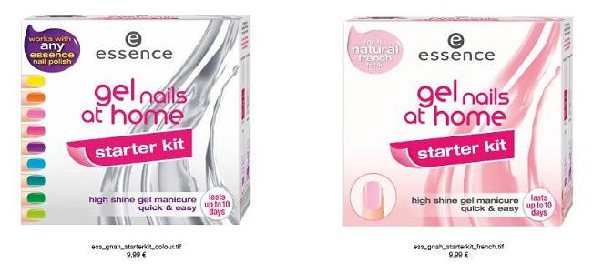 Angelina´s Nails & More: essence Top-Innovation: gel nails at home
