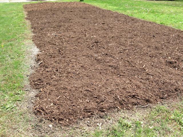 Kentucky Fried Garden Garden Tilled Go And Preparing The Vegetable Garden Soil For Planting