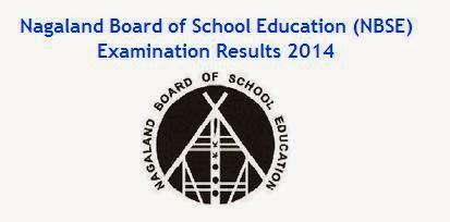 Nagaland HSLC, HSSLC Results 2014