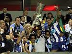 FC Porto vencedor Liga Europa 2011.