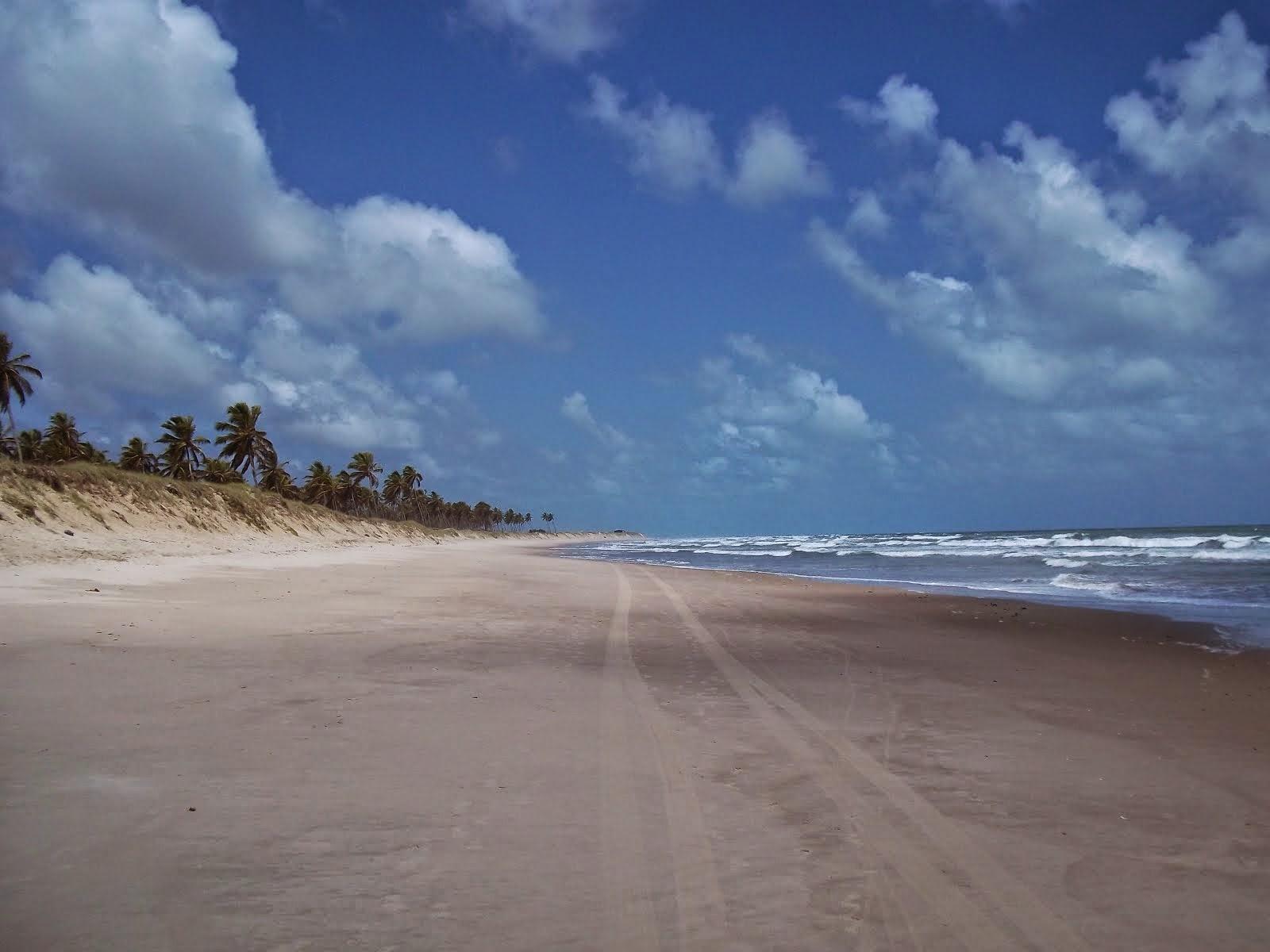 Praia de Campina - PB