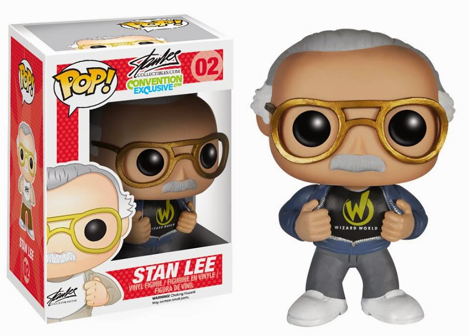 Stan Lee [Wizard World Chicago]