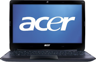 acer New Netbook 2012