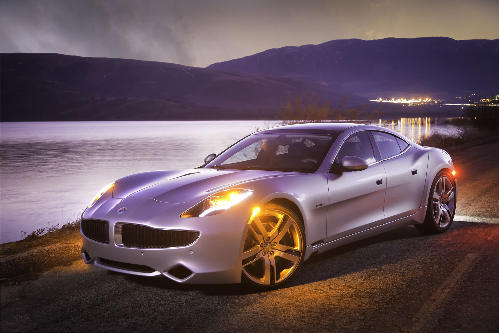 sport cars fisker karma hd wallpapers 2012. Black Bedroom Furniture Sets. Home Design Ideas