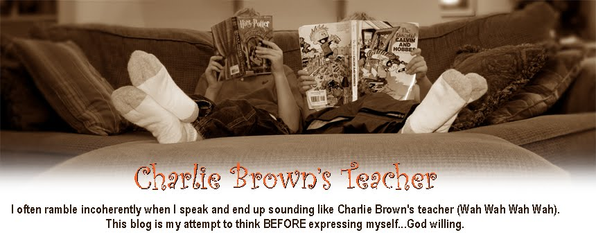 Charlie Brown's Teacher