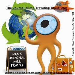 The Journal of the Traveling Squid USA logo icon