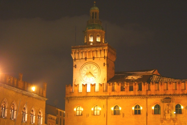 Bolonia Ratusz