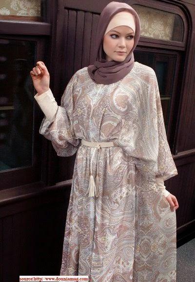 Hijab moderne et chic 2014