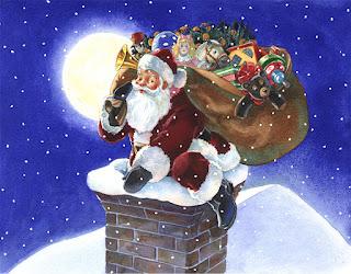 Funny Santa Images