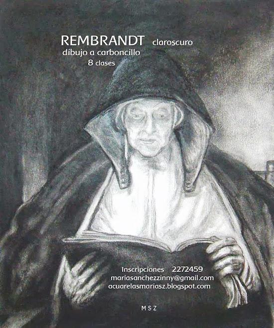 """Rembrandt "" carboncillo"