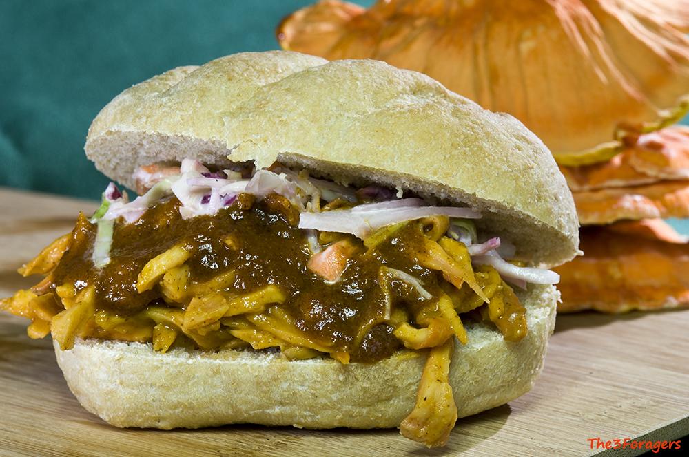 Chicken Mushroom Recipe Bbq Pulled Chicken Sandwiches