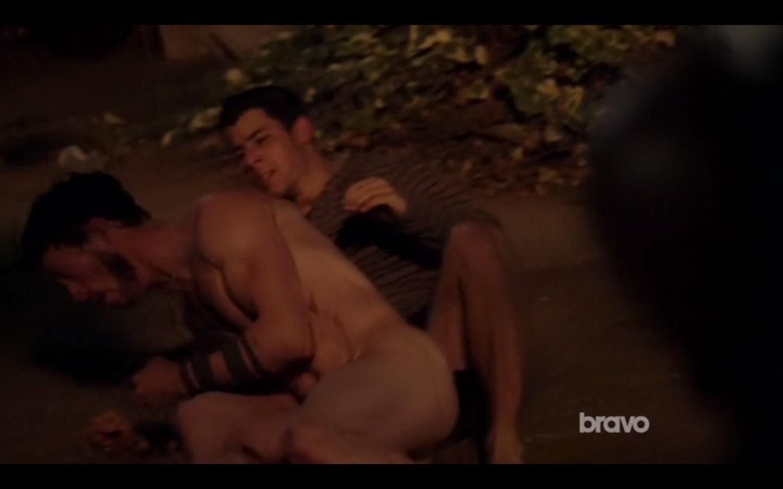 Секс сцены геи