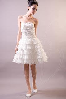 Como elegir un buen vestido de Novia