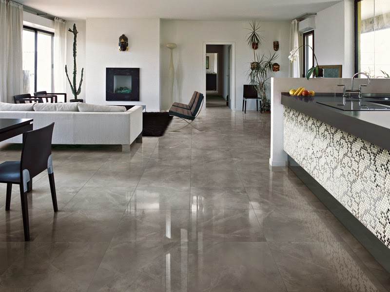 Health benefits associated with marble flooring in houses for Home floor tiles design