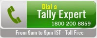 Dial a Tally Expert: Free Tally Help and call back service