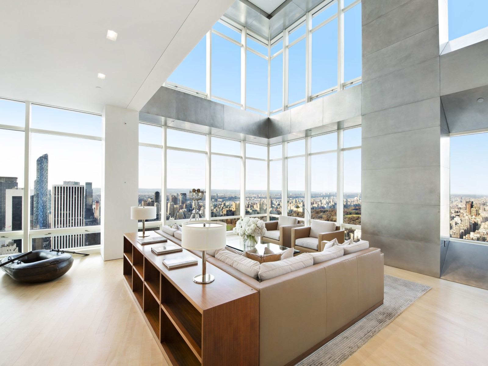 Cococozy 82 million dollar penthouse bargain for Million dollar apartments nyc