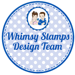 Special Guest Designer for Whimsy Stamps