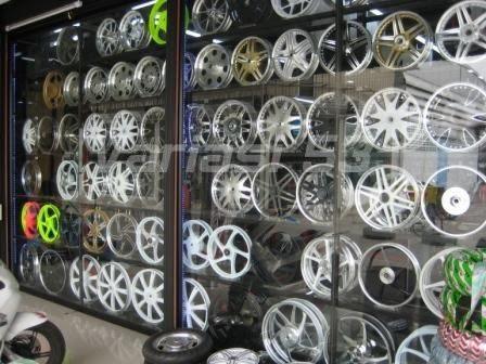 Toko Velg Motor Di Thailand